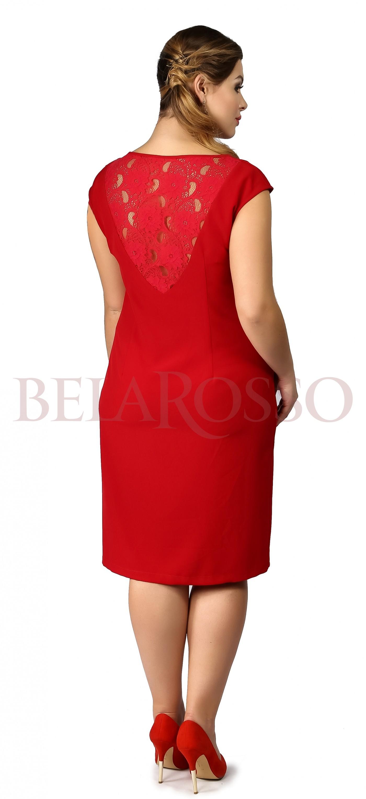Красная Платья С Доставкой