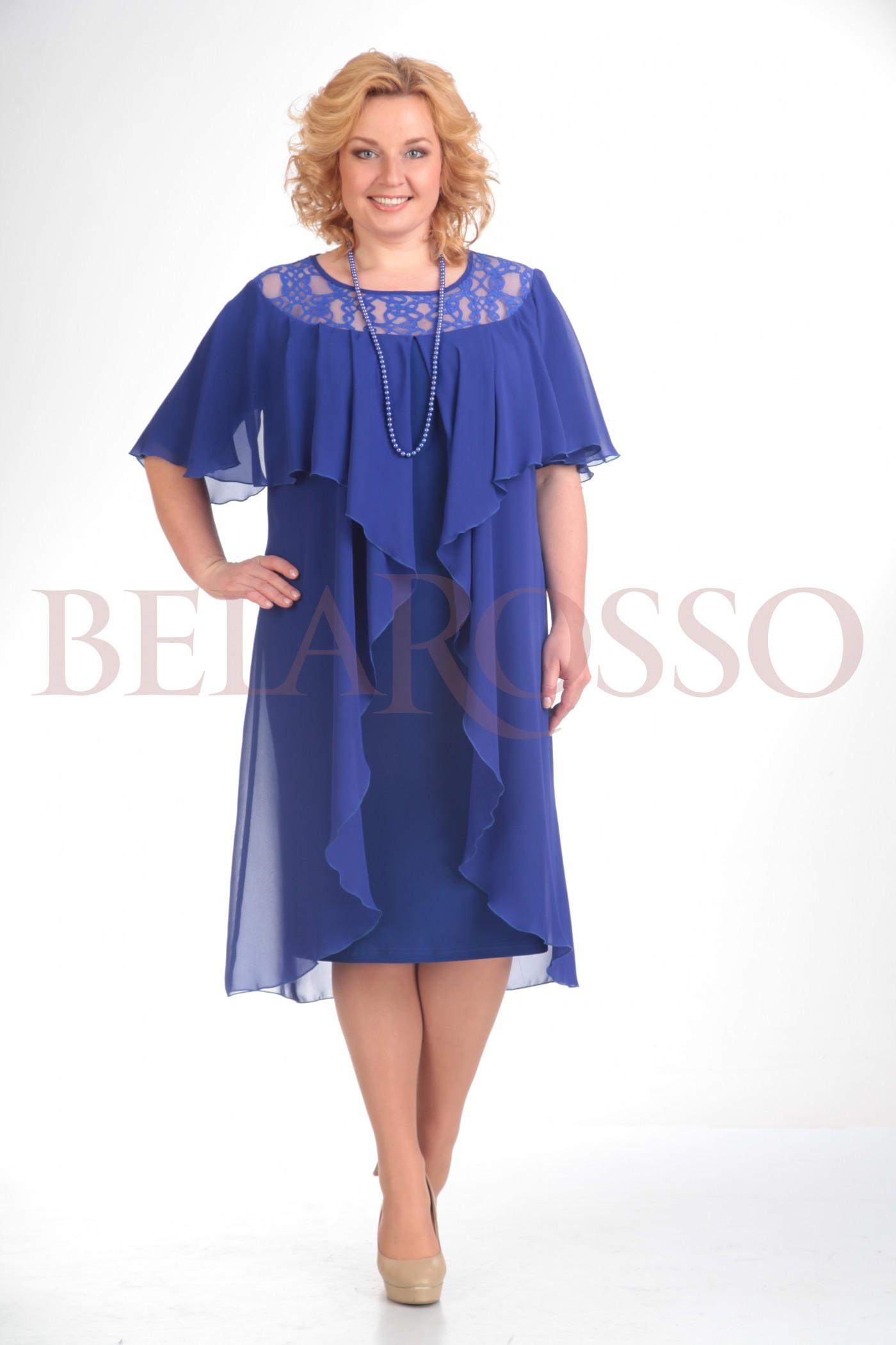 Платье Pretty 168 василек