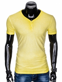 Футболка Ombre OMBRE T-SHIRT S894 - YELLOW