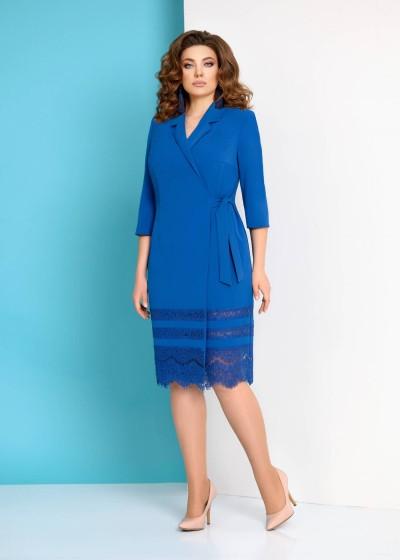 Платье AGATTI 3154-Р синий